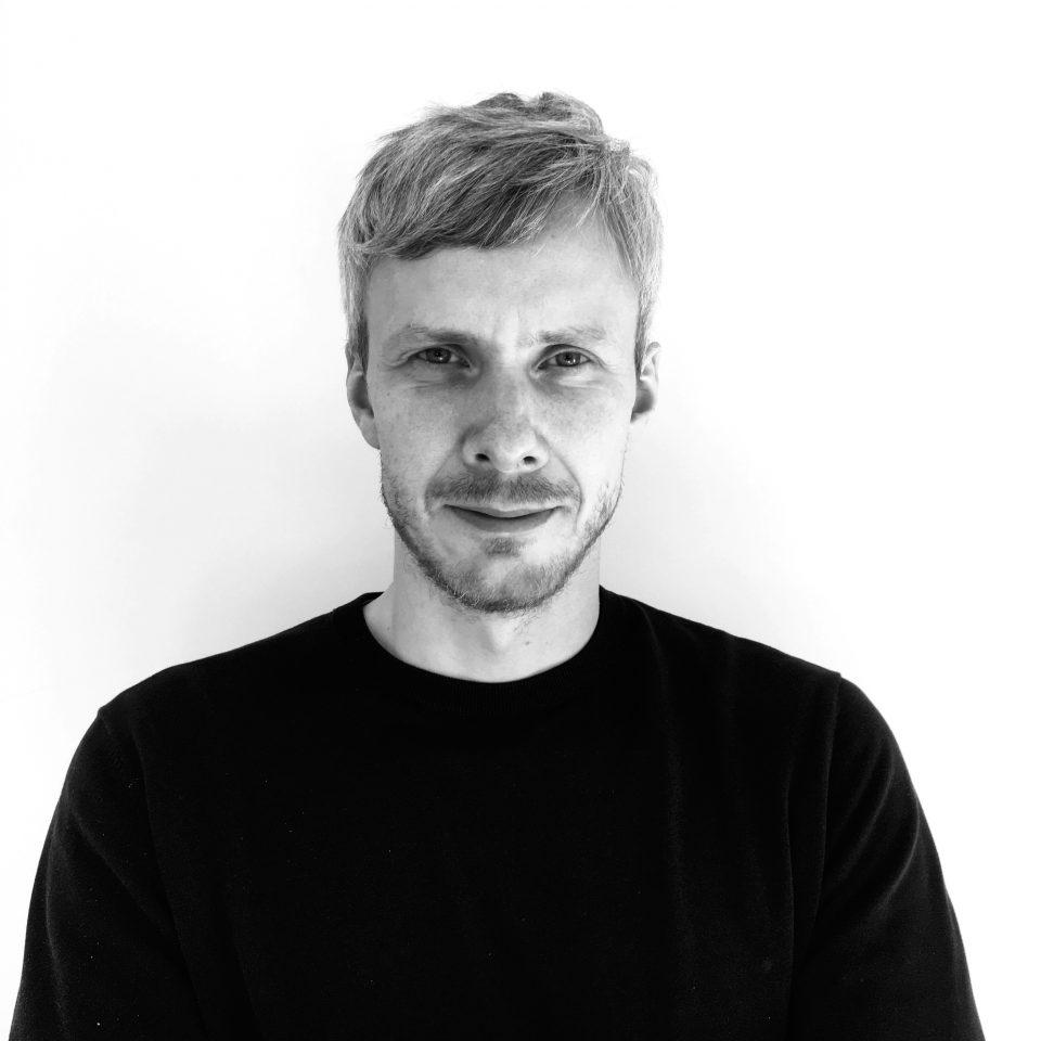 Jakub Pstraś, architect IARP, co-founder