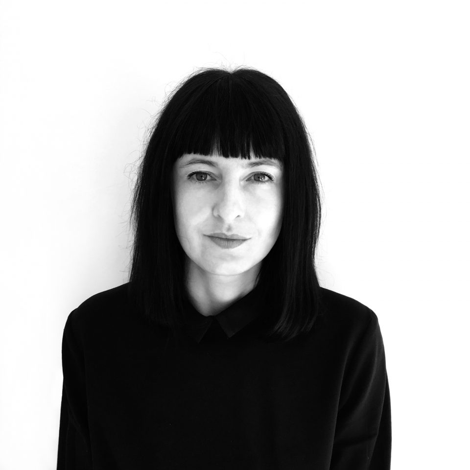 Ligia Krajewska, architect, co-founder