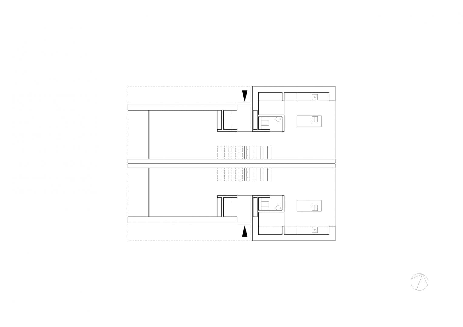 Ground Floor Plan - Buildings C & D