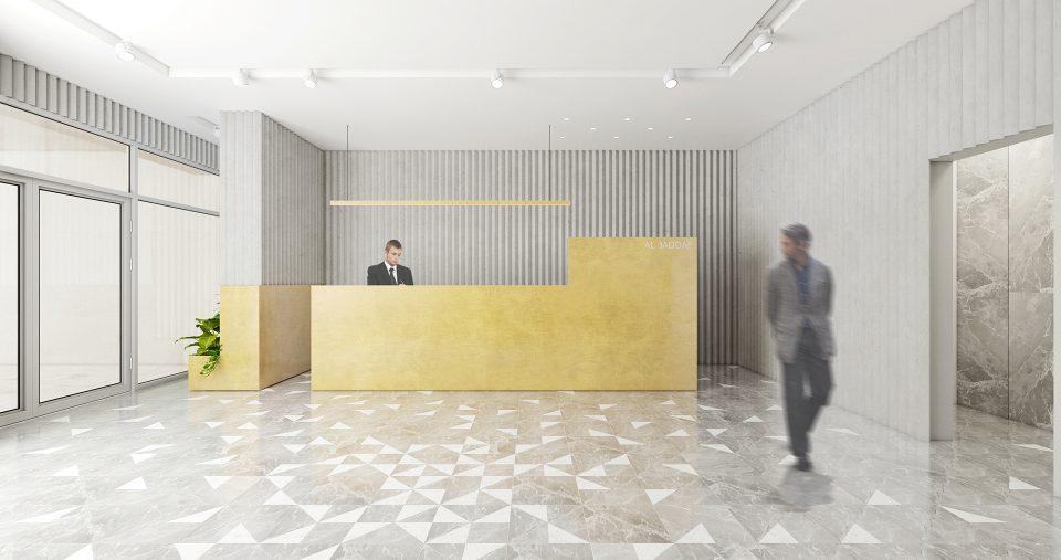 Al Jaddaf Lobby