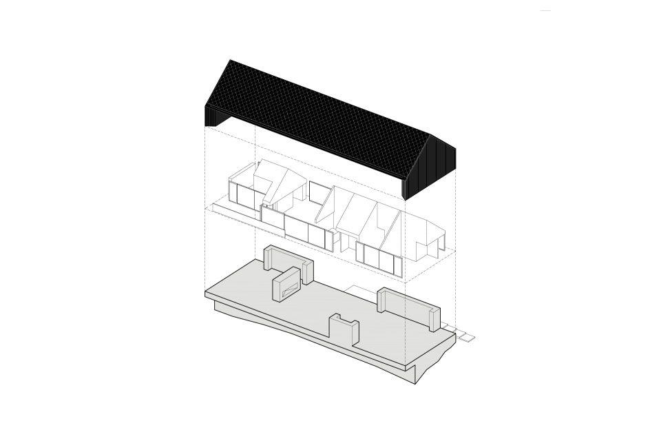Schemat struktury budynku